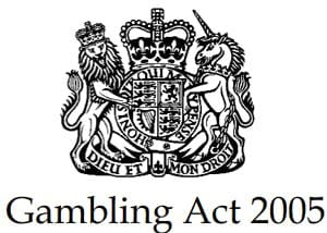 UK Gambling Act 2005