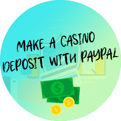 how to make a casino deposit with paypal