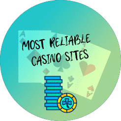 most reliable live casino sites