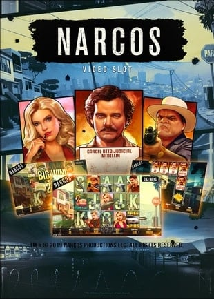 narcos casino slot