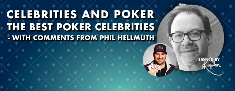 poker and celebrities