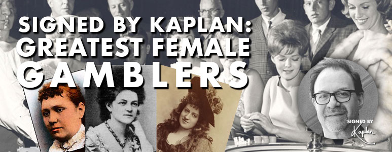 greatest female gamblers