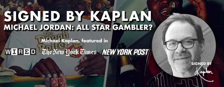 michael jordan all star gambler
