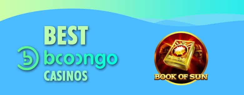 Best Booongo Casinos Not On Gamstop